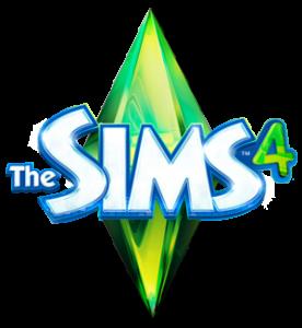 Logo Les Sims 4