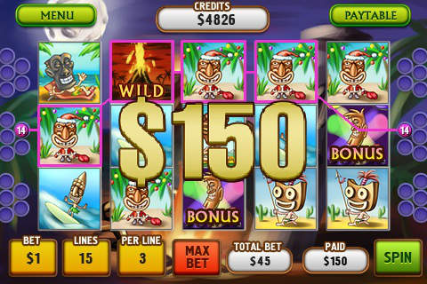 Hoyle Red Hot Slots