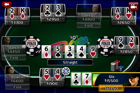 World Series Of Poker Hold'em Legend